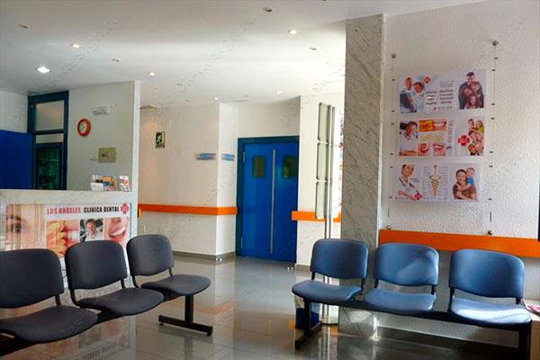 потолок в медицинском учреждении
